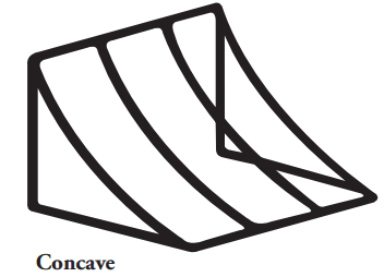 choosing the right awning concave