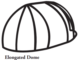choosing the right awning  elongated dome