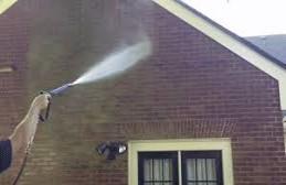 house pressure washing